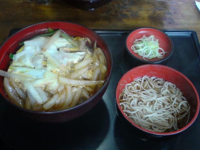 3月18日のお昼ご飯〜多加べえの茶屋〜